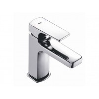 Roca Escuadra Basin Mixer WIth Pop-Up Waste